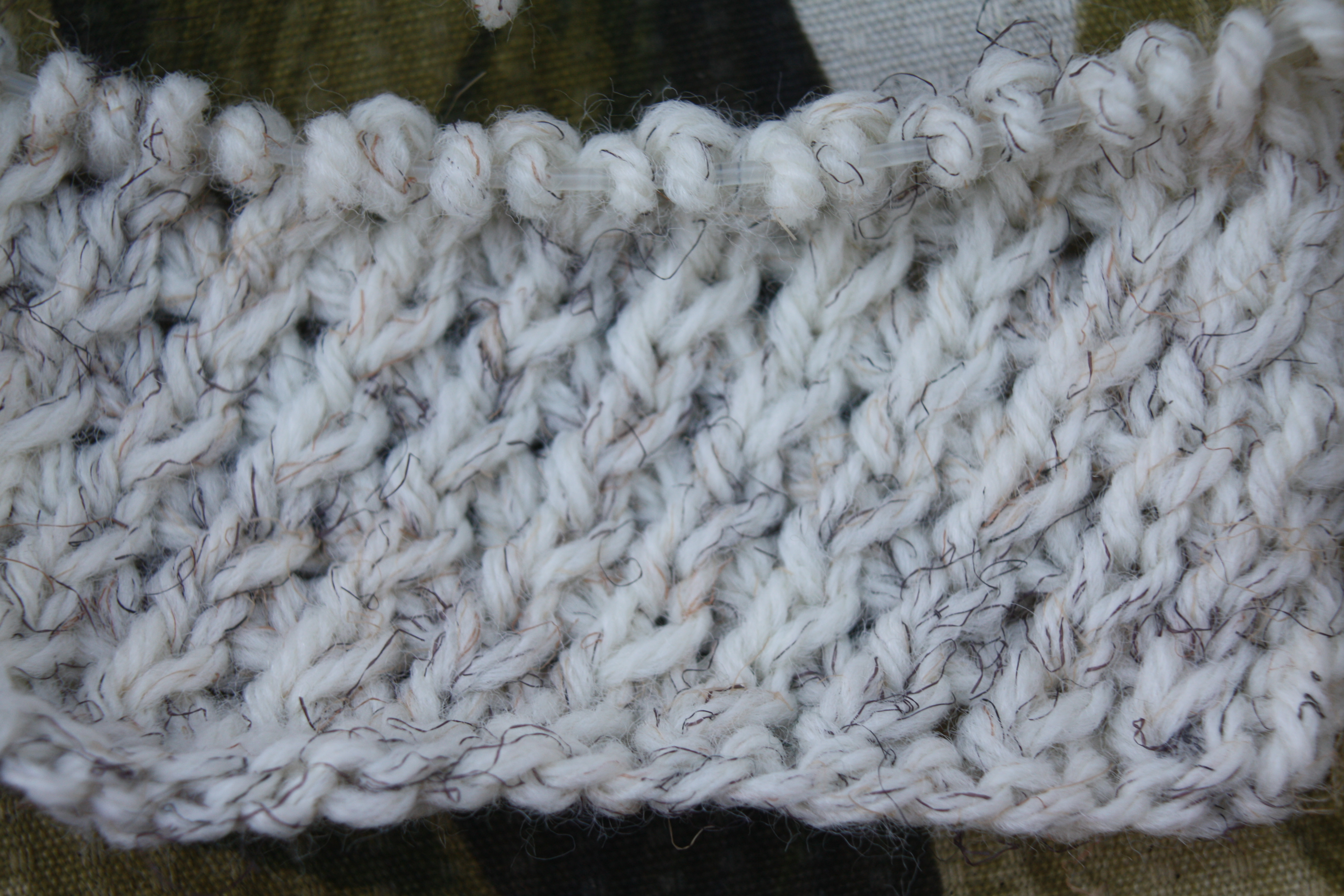 Knitting Stitches That Wonot Curl : knitting in the nordic tradition   Curls and Q
