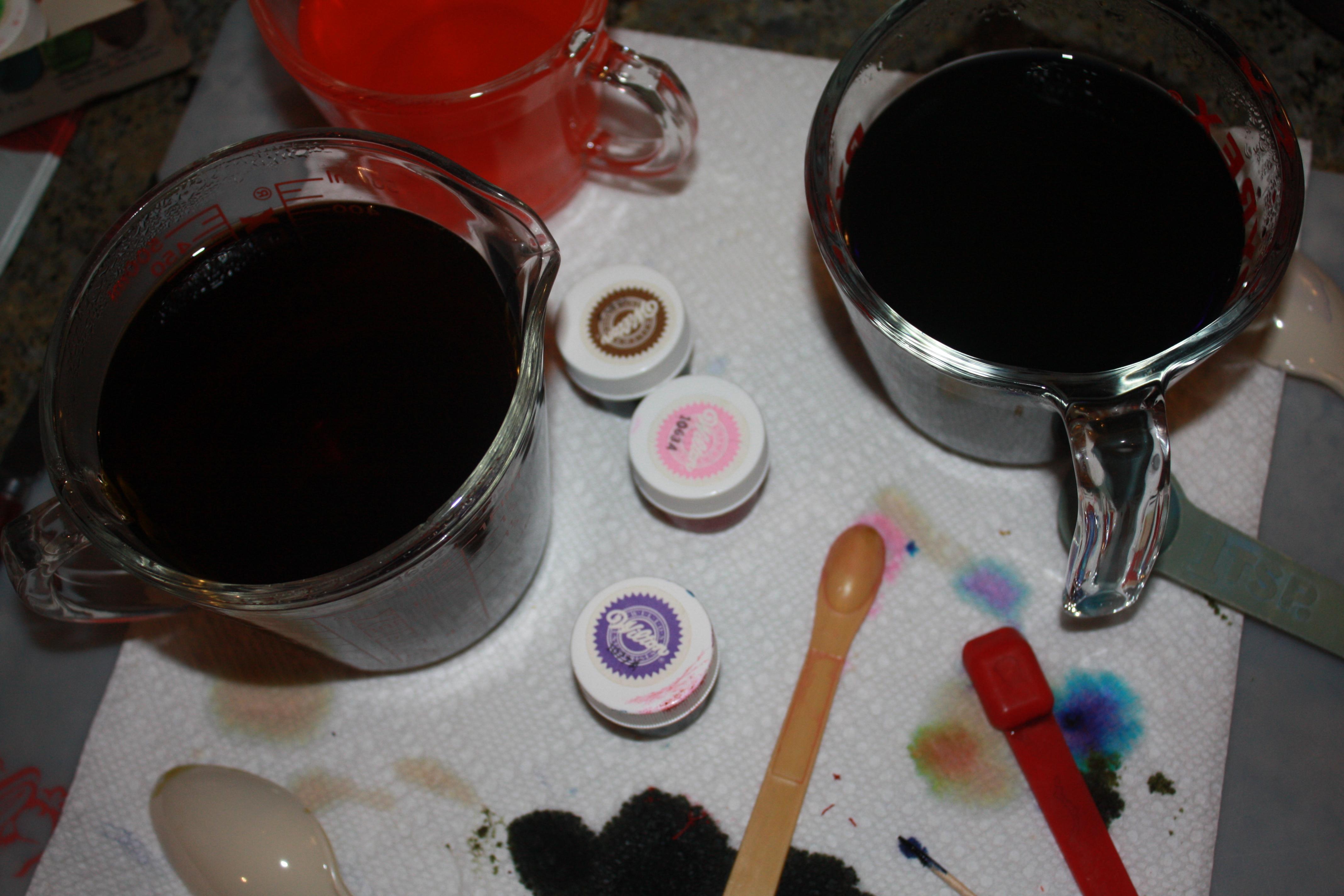 Kool-aid dye – Curls and Q