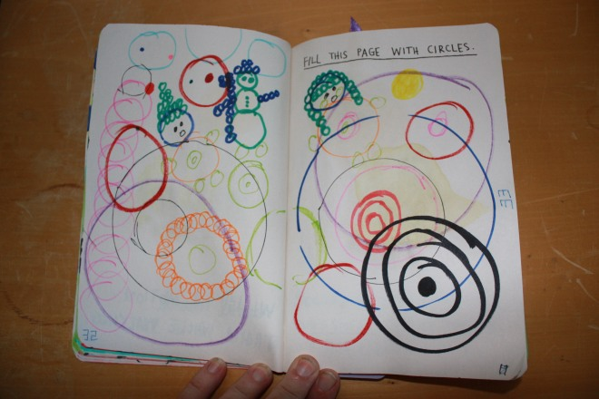 Curl's Circles