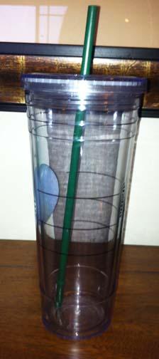Starbuck's Venti Cup