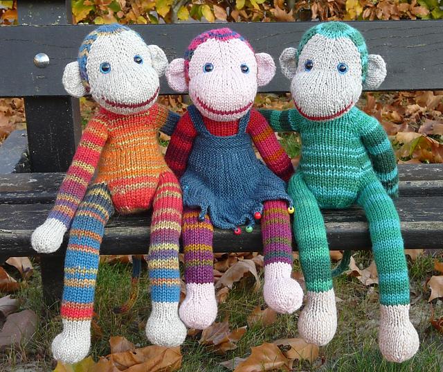 Monkey Jacobus by Annita Wilschut