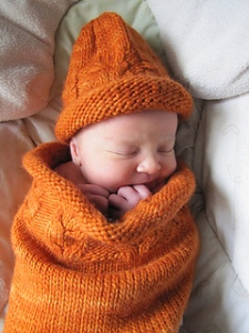 Comfort Wool Owlie Sleep Sack