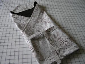 Amy Bulter Snugge Wrap Blanket