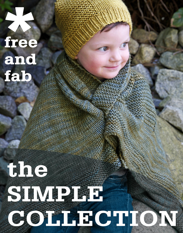 Tin Can Knits - The Simple Collection