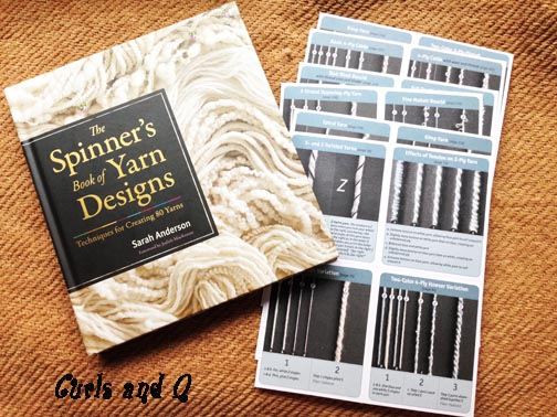 The Spinner's Book of Yarn Design