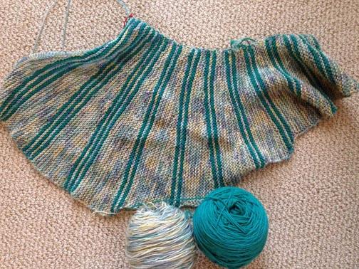 Lolo shawlette