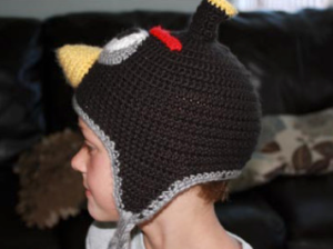 Black Angry Birds