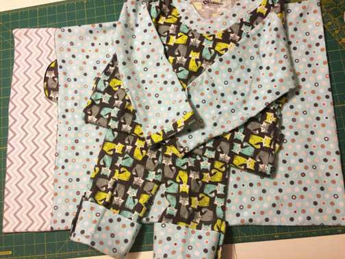 Mix-it-Up 3T PJs