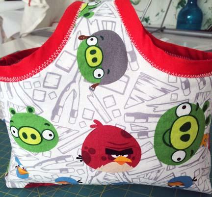 Angry Birds Bag