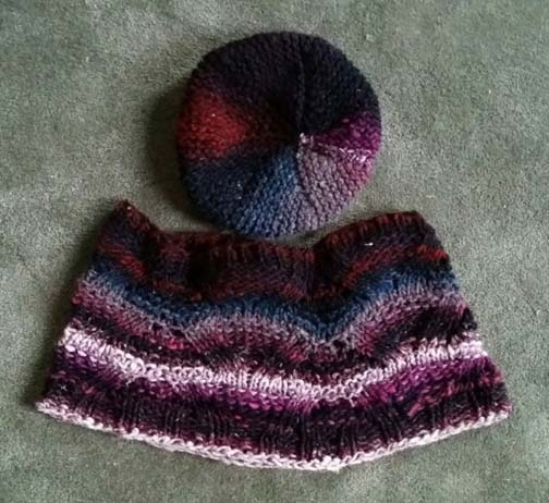 Urchin and State Street Cowl