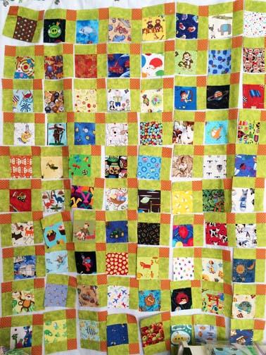 ISpy Quilt 1