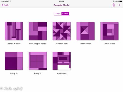 Custom Template Blocks